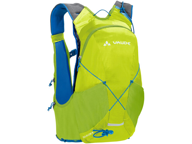 VAUDE Trail Spacer 8 Mochila, amarillo/azul